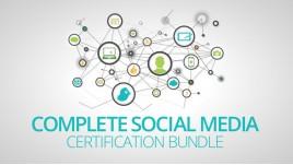 Social Media Certification Bundle 18 Month Renewal