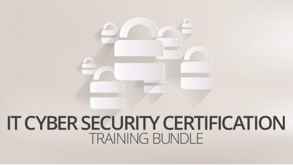 IT Cyber Security Certification Training Bundle