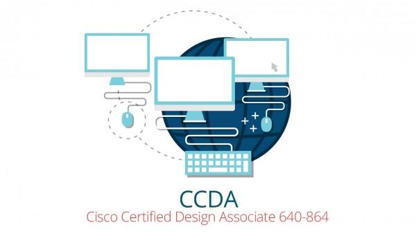 Cisco 640-864: CCDA Cisco Certified Design Associate