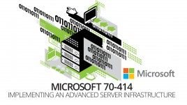 Microsoft 70-414 Implementing an Advanced Server Infrastructure