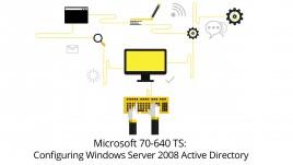 Microsoft70-640TS:ConfiguringWindowsServer2008ActiveDirectory