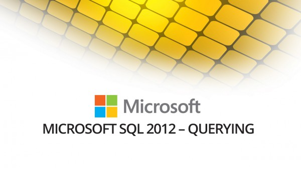 Microsoft 70-461: Querying SQL Server 2012