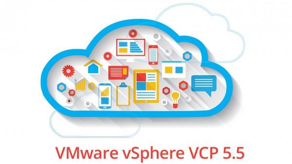 VMware vSphere VCP 5.5
