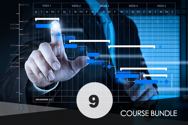 Ultimate Project Management Training Bundle